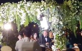 חתונת בנו של אביגדור ליברמן