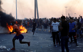 ההפגנות האלימות בעיראק