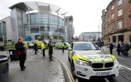 חשד לפיגוע במנצ'סטר