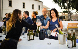 פסטיבל יין סוכות