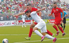 סעודיה מול פלסטין