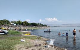 חוף מפרץ אמנון של איגוד ערים כינרת
