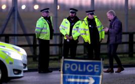 משטרת בריטניה (ארכיון)