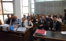 דיון בנושא הניידים בבית המשפט