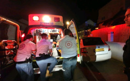 אירוע ירי בלוד