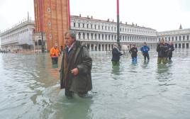 ונציה מוצפת