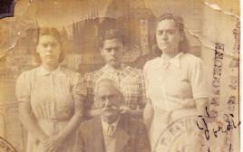 סאוואס ושלוש בנותיו
