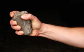 זריקת אבן