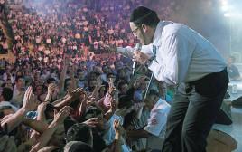 יעקב שוואקי הופעה בקיסריה