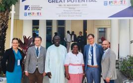 כנס החדשנות בגמביה