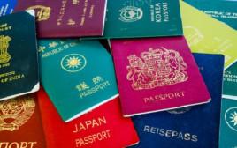 דרכונים זרים