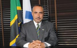 קסביאן נוריאל צ'יריץ' - קונסול הכבוד של טנזניה בישראל