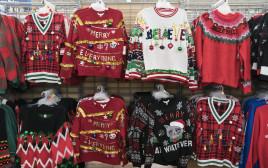 סוודרים של חג המולד
