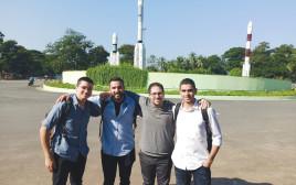 התלמידים בהודו