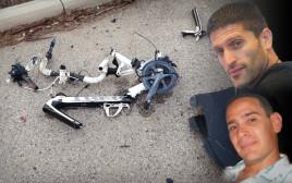 תומר ויינשטיין ויניב לוגסי הרוגי תאונת האופניים