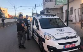 כוחות המשטרה בעילוט