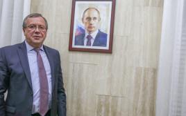 שגריר רוסיה, אנטולי ויקטורוב