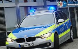 ניידת משטרה ברקלינהאוזן