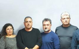 ראשי משפחות קורבנות הטרור