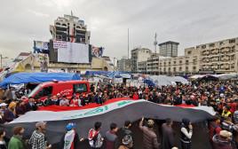 הפגנות בעיראק