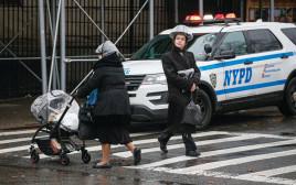 אבטחה בשכונות יהודיות בניו יורק