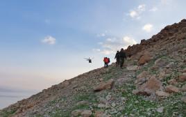 שמורת הטבע עינות צוקים במדבר יהודה