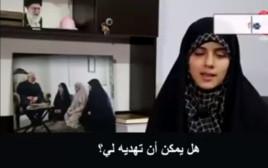 ראיון עם אישה איראנית על סולימאני