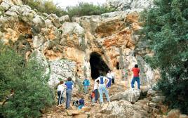 רכס אצבע ומערת אצבע