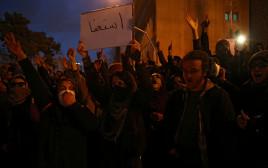 הפגנות בטהרן