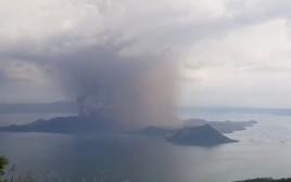 הר הגעש טאל בפיליפינים