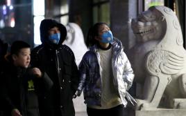 אילוסטרציה: הווירוס הסיני
