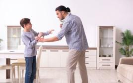 הורים וילדים אילוסטרציה