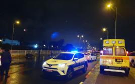 תאונה קטלנית בכביש 4