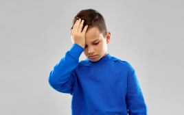 כאבי ראש לילדים