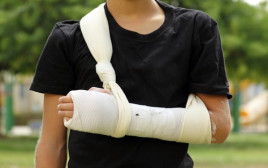 שבר ביד