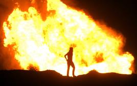 פיצוץ בצינור גז במצרים ב-2011