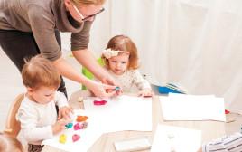 יצירה עם ילדים, אילוסטרציה