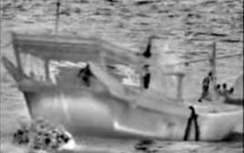 """צבא ארה""""ב מחרים טילים איראניים"""