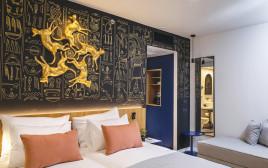 חדר אמן במלון ארטיסט