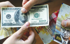 שקל, דולר