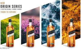 ג'וני ווקר חוגג 200 שנים עם סדרת בקבוקים חדשה