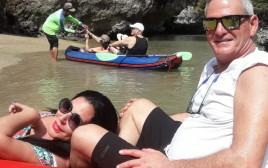 חיים וציפי טהור בתאילנד