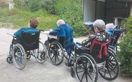 קשישים אילוסטרציה