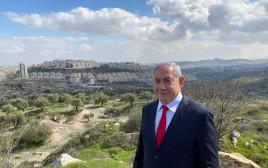 נתניהו בירושלים