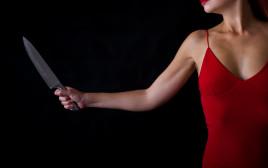 סכין, רצח