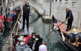 ונציה בצל בהלת הקורונה