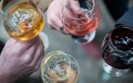 תערוכת יין ראו בלונדון
