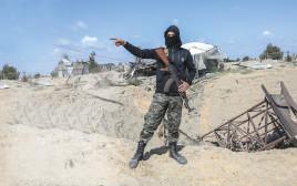 פעיל הג'יהאד האסלאמי בעזה