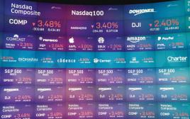 """הבורסה בארה""""ב"""