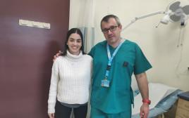 רעות טייב וג'וש המנתח